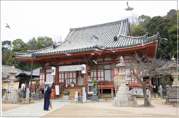 Jodoji Temple Main Hall and Grounds, Two-Storied Multi-treasure Pagoda